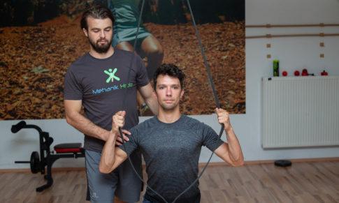 Vadba za moč, hrbtenica in pomen vadbe moči za zdravje