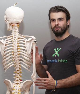 5 minut za odpravo bolečin v hrbtu!