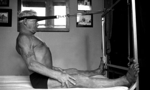 Moja izkušnja: Mehanik hrbta in Joseph Pilates